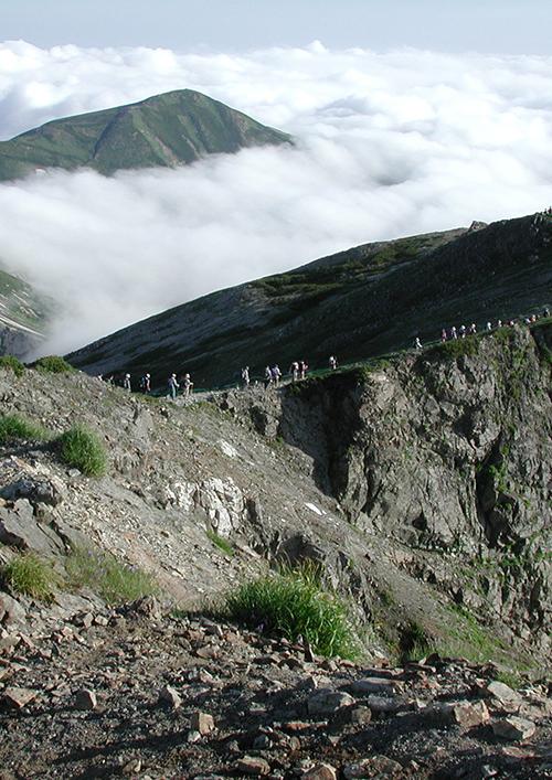 山と人のシンポジウム