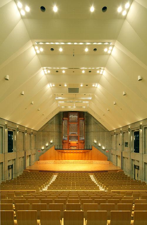ザ・ハーモニーホール 松本市音楽文化ホール
